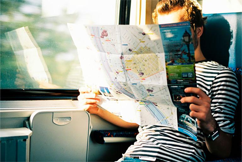 Минус самостоятельного путешествия