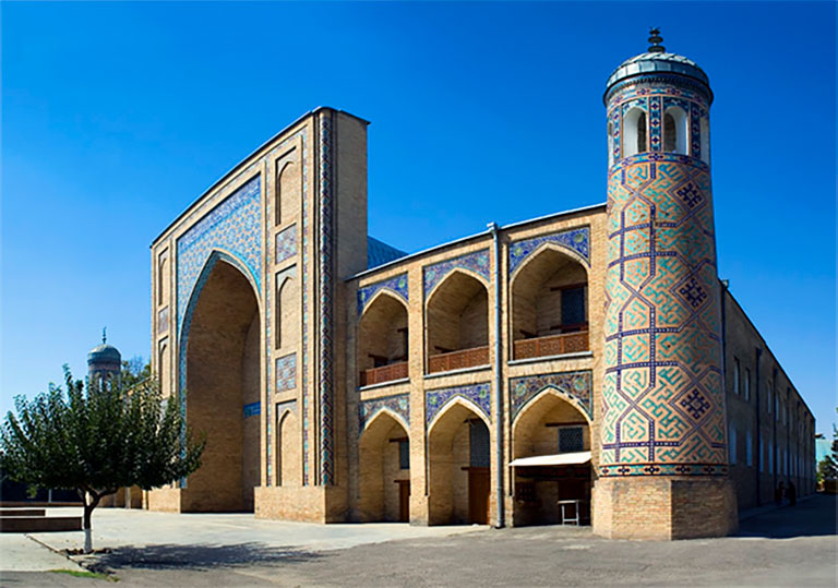 Древняя архитектура Ташкента