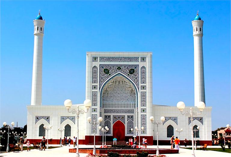 Религия Узбекистана