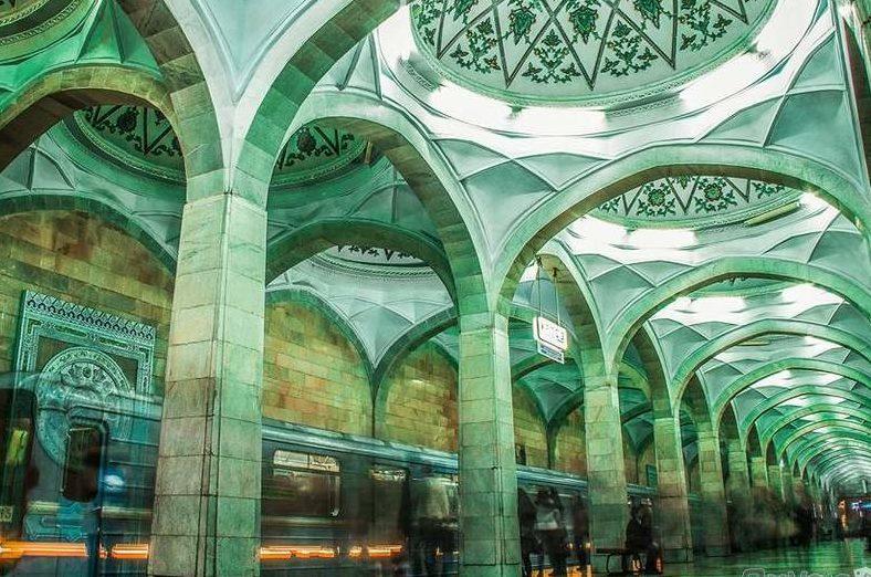 Метро в Ташкенте, Ташкентское метро