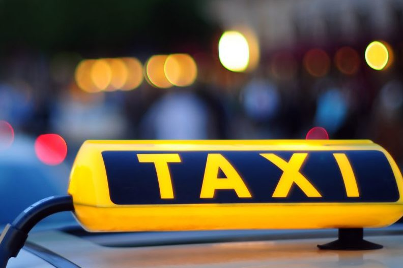 Заказ такси в Ташкенте
