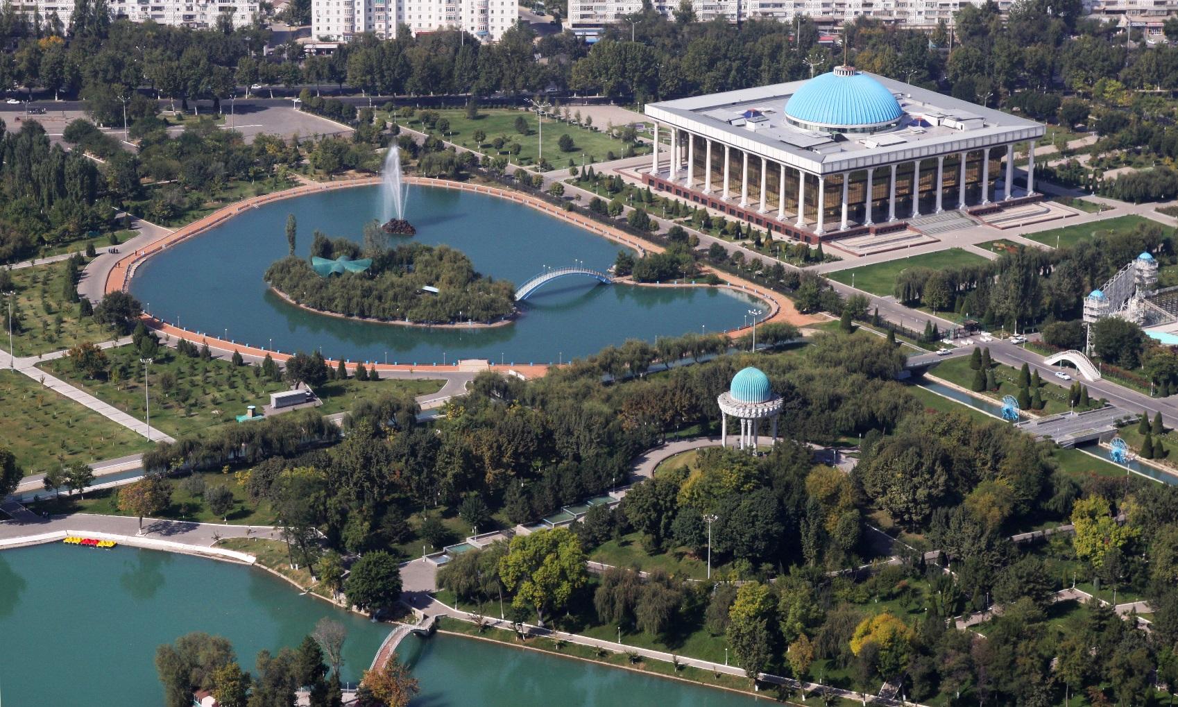Как добраться до Ташкента.