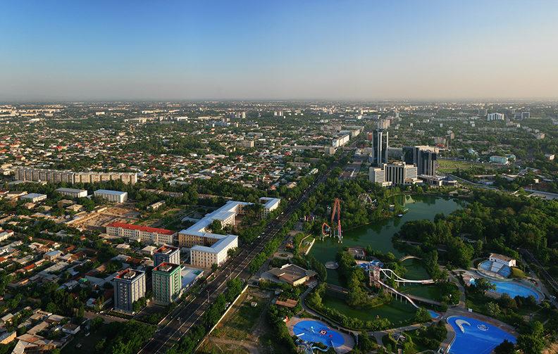 Как передвигаться по Ташкенту.