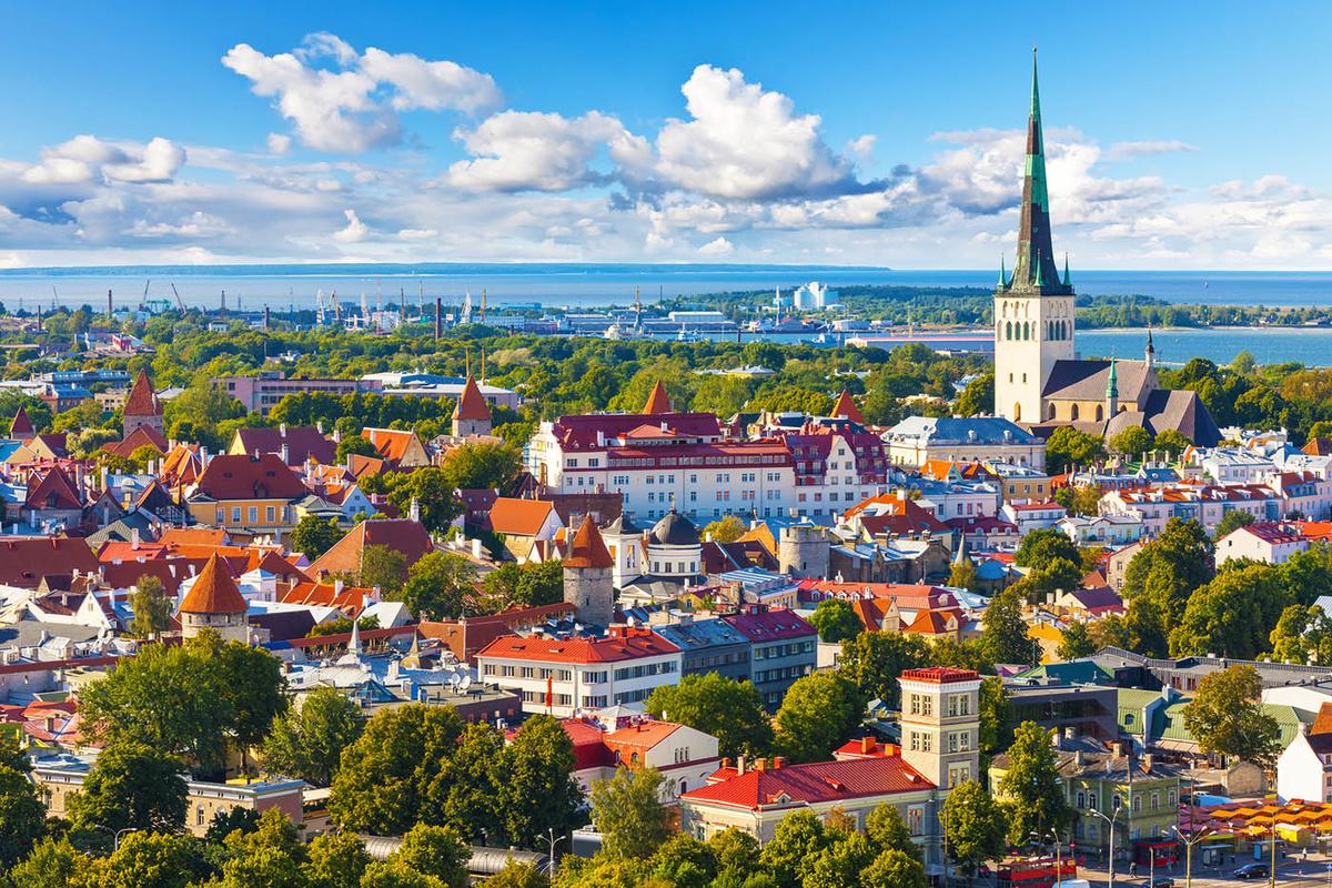 Особенности путешествия в Эстонию на автомобиле.