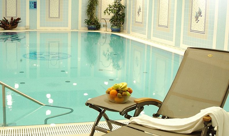 Чехия. Целебные источники. Курорт Марианские Лазни, спа-отели.