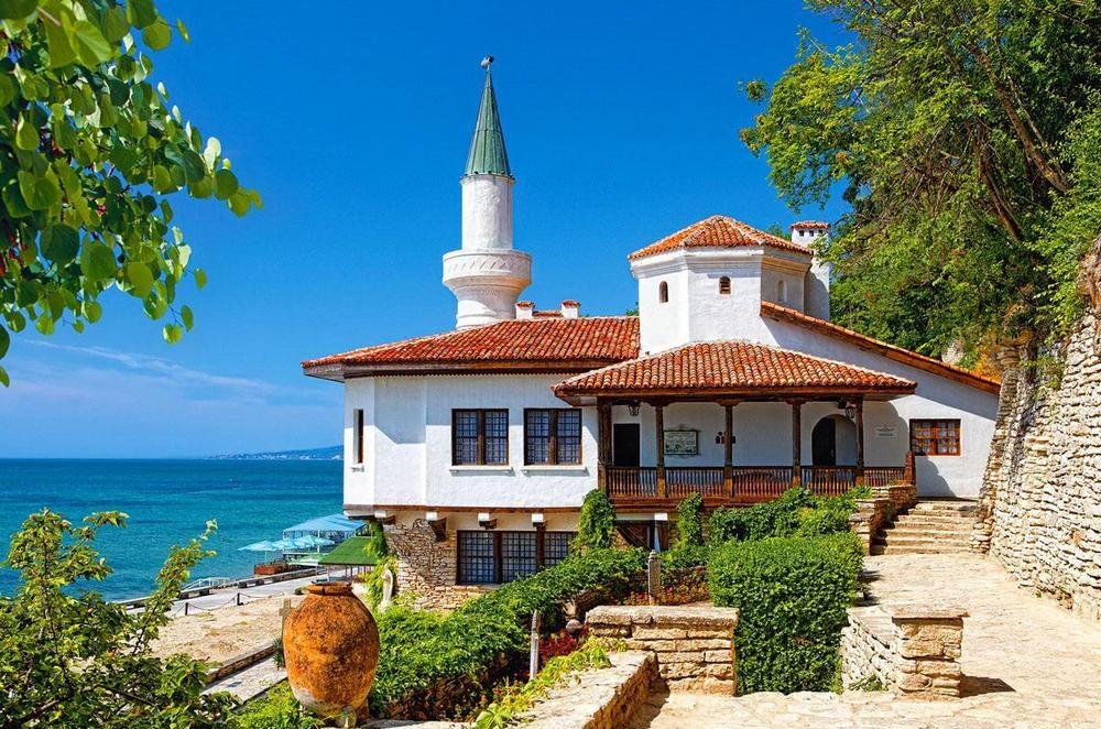 Болгарский курорт Балчик