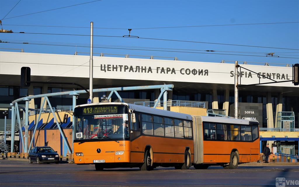 Главный автовокзал Софии