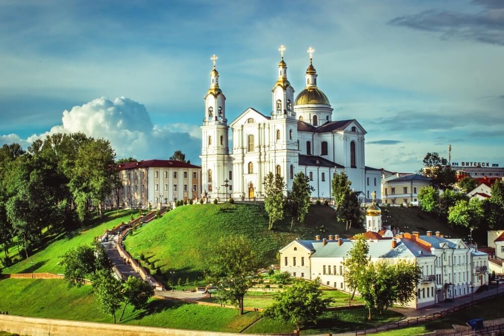 Витебск: белорусская Венеция, которую невозможно не полюбить.