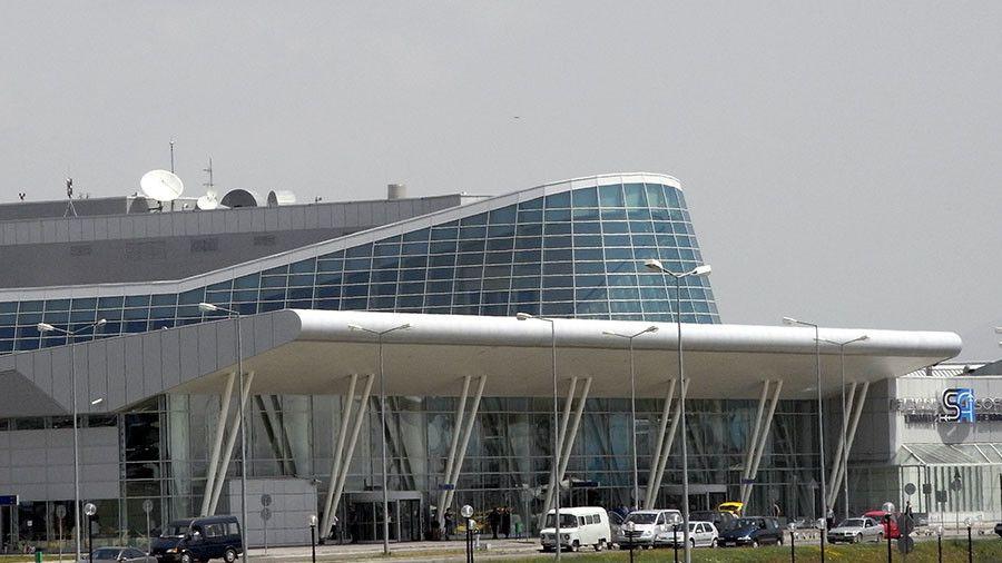 Аэропорт София.