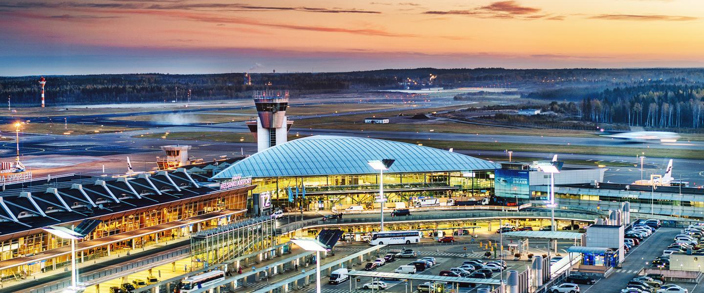 Аэропорт Вантаа, Хельсинки
