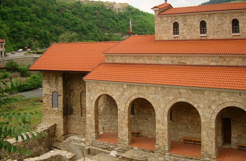 Церковь Святых Сорока мучеников.