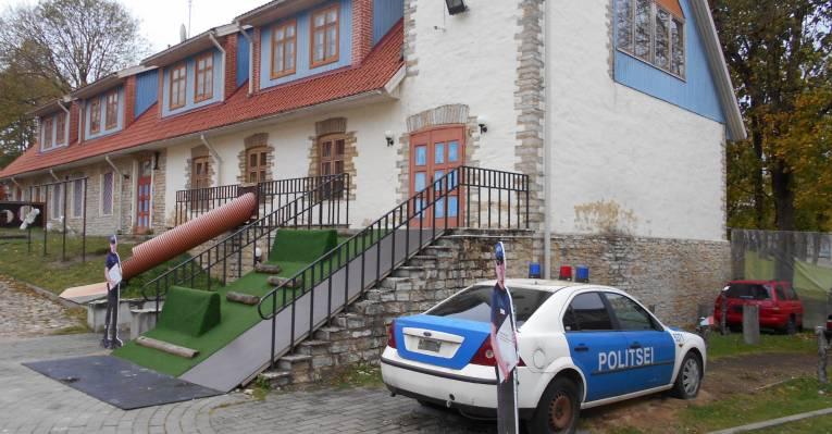 Музей полиции, Раквере