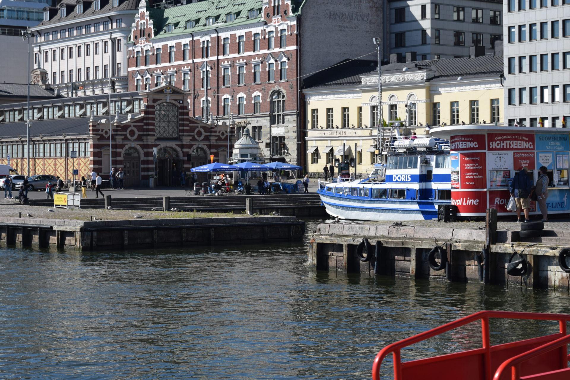 Хельсинки – что посмотреть за три дня.
