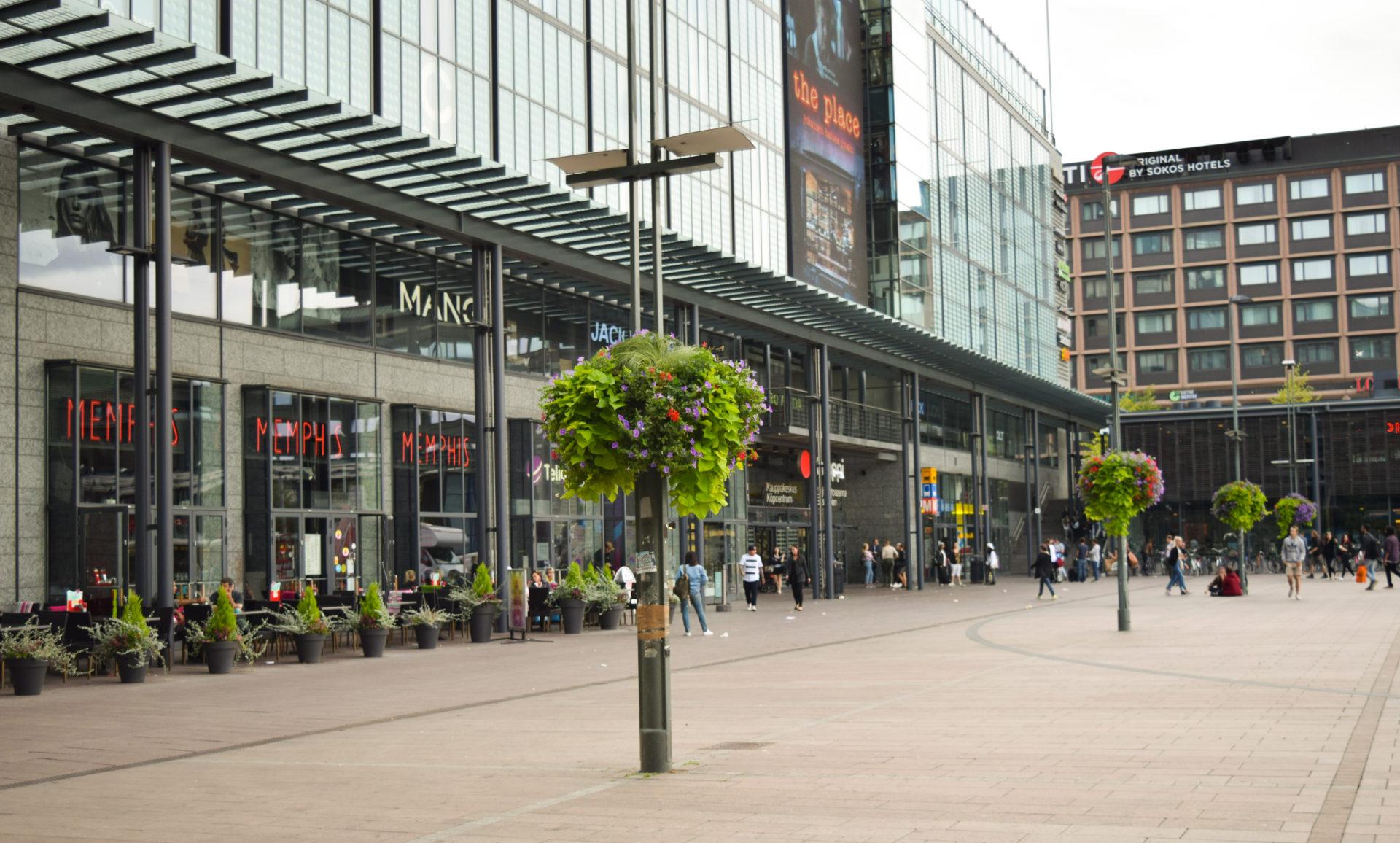 Торговый комплекс Кампии