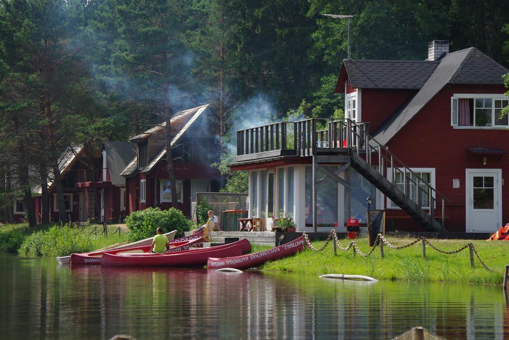 Деревня отдыха Pidula Forell.