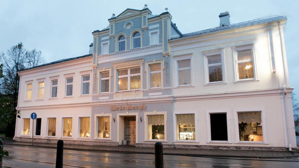 Отель Wesenbergh.