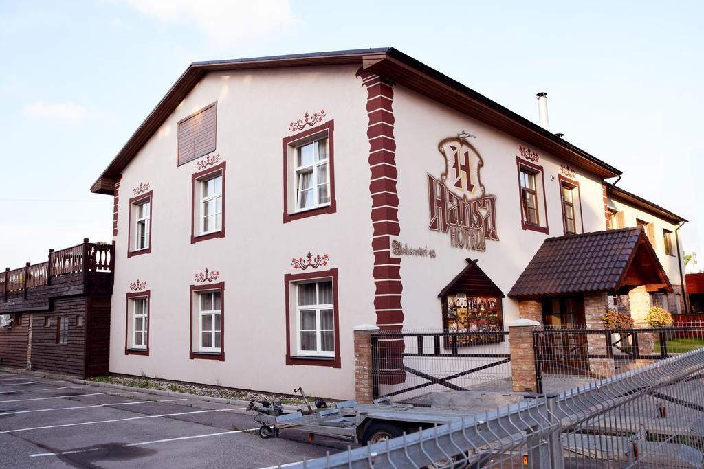 Отель Hansa в Тарту.