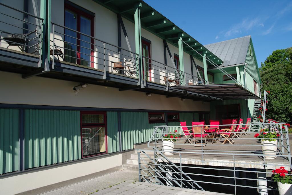 Отель Kuressaare Linnahotell.