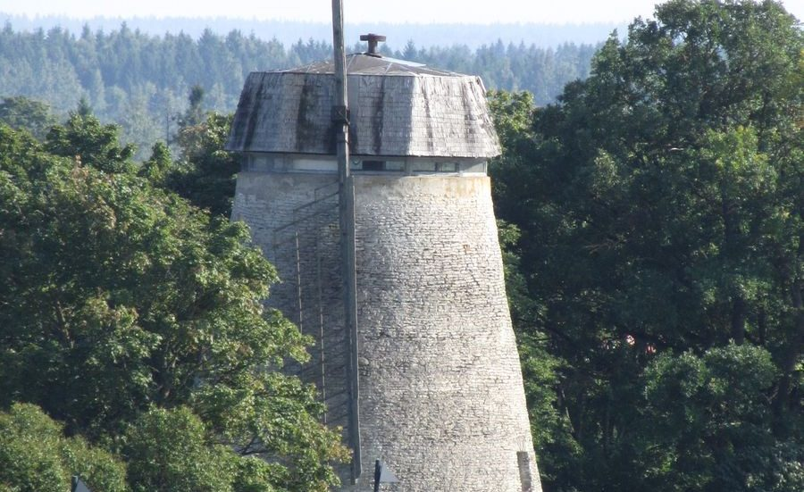 Ветряная мельница, Раквере
