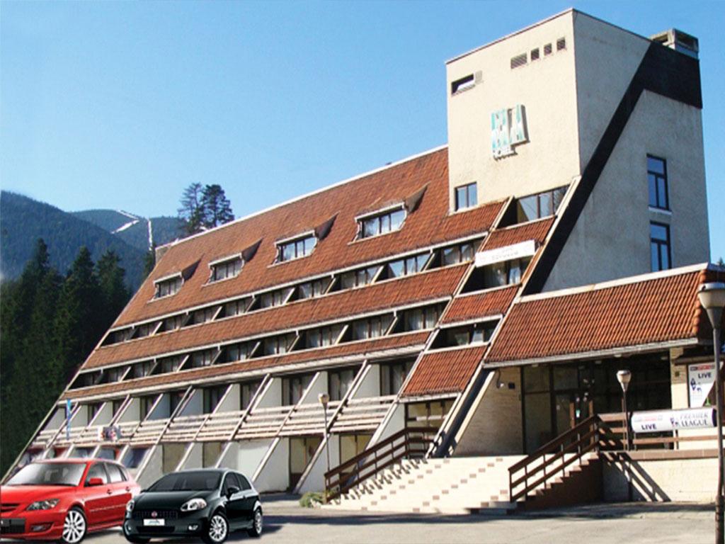 Hotel Ela на курорте Боровец.