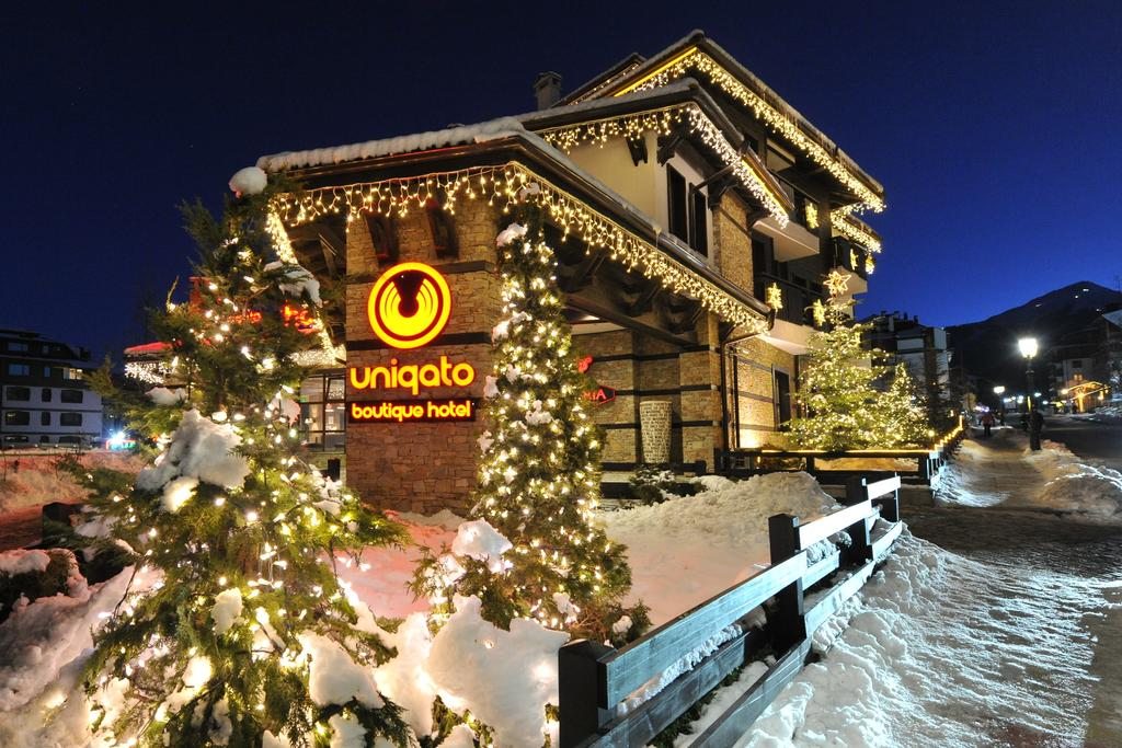 Отель Boutique Hotel Uniqato