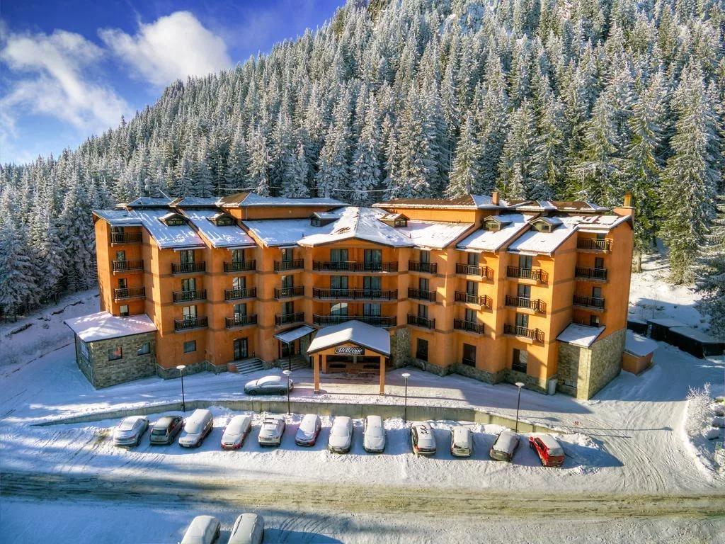 Отель Bellevue