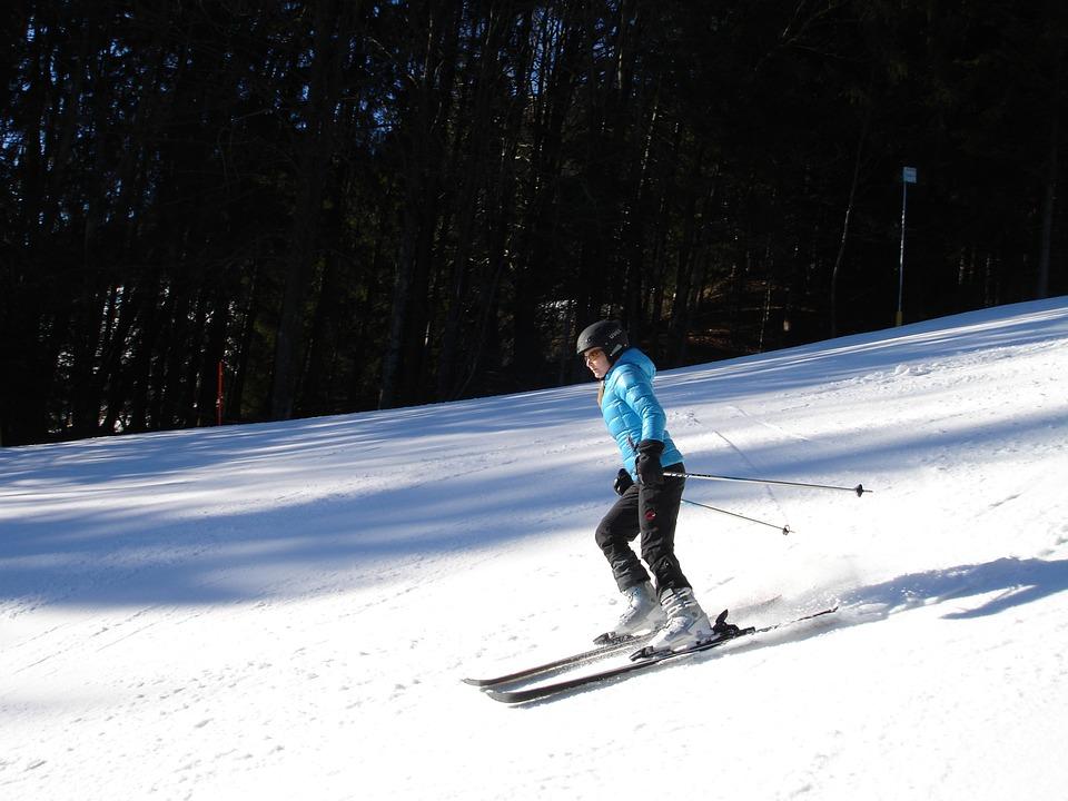 Лыжница.