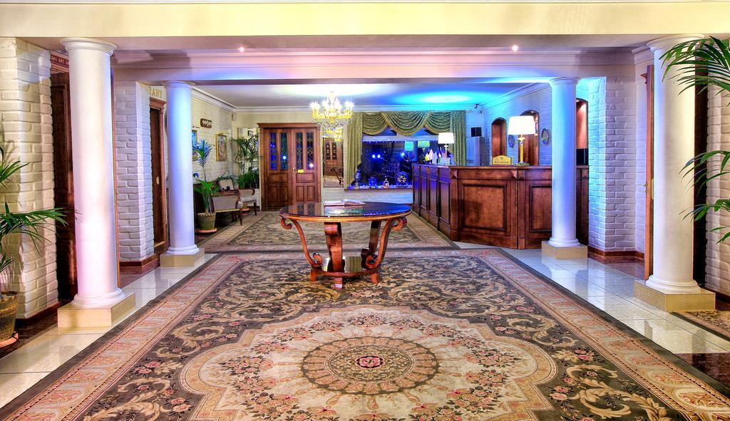 Отель Sharq Hotel