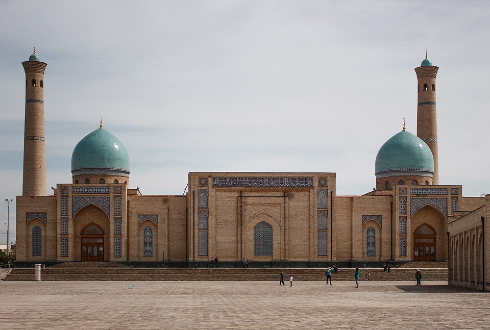 Ташкент. Мечеть.