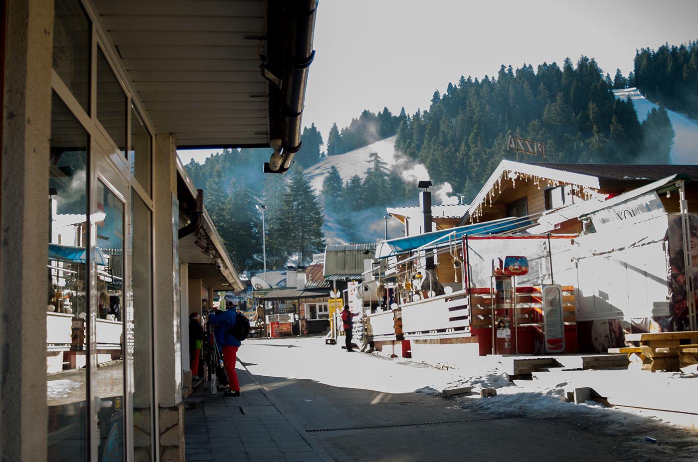 Курортная зона Боровец предлагает большое количество вариантов для размещения.
