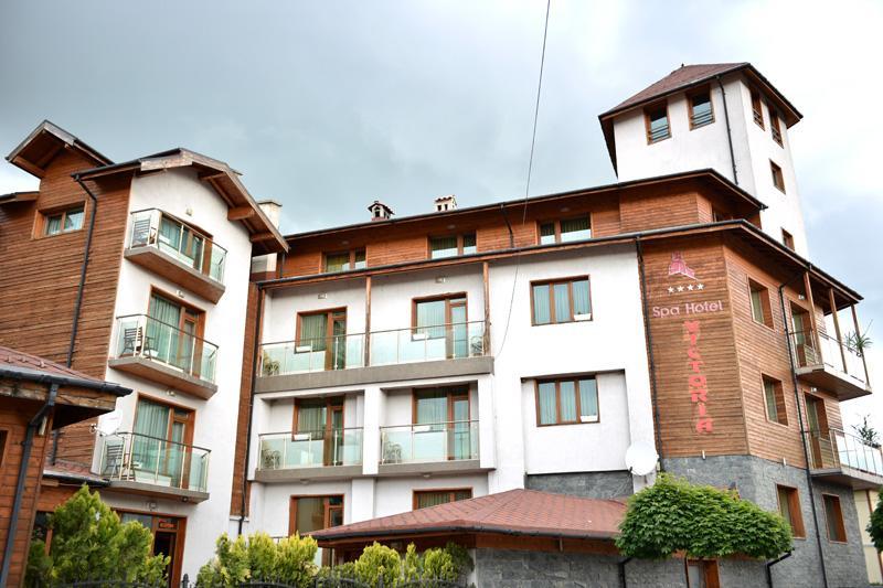 Hotel Victoria в Добриниште.