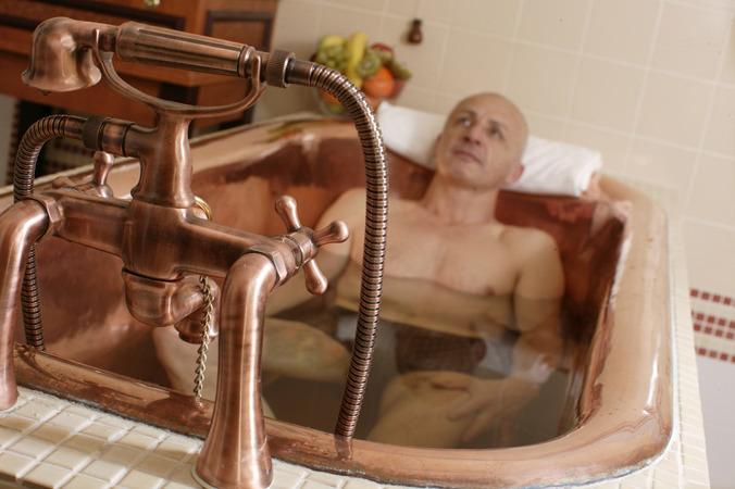 Марианские Лазни ванны