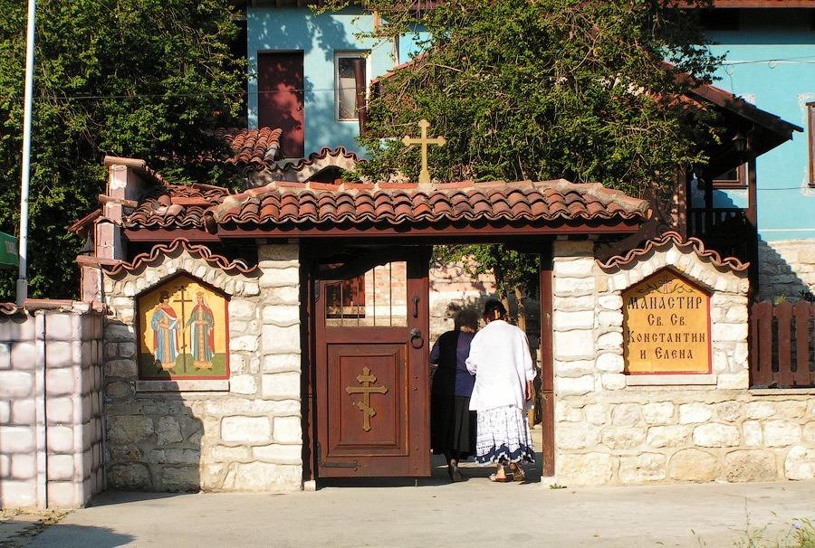 Монастырь Святых Константина и Елены