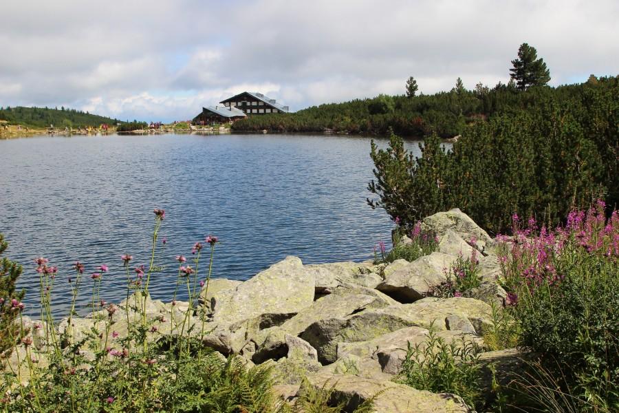 Озеро Безбог