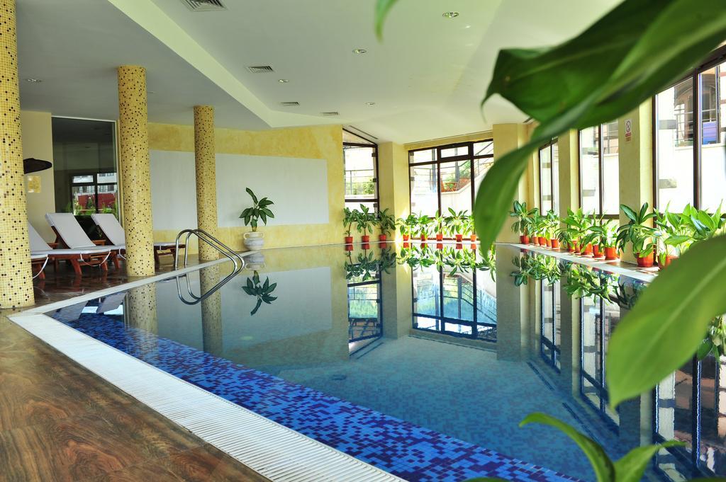 Отель Hotel Orbel Spa