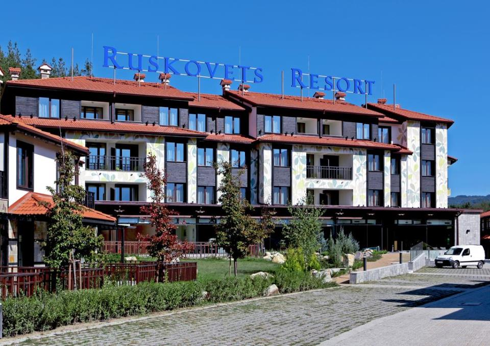 Ruskovets Resort ; Thermal SPA