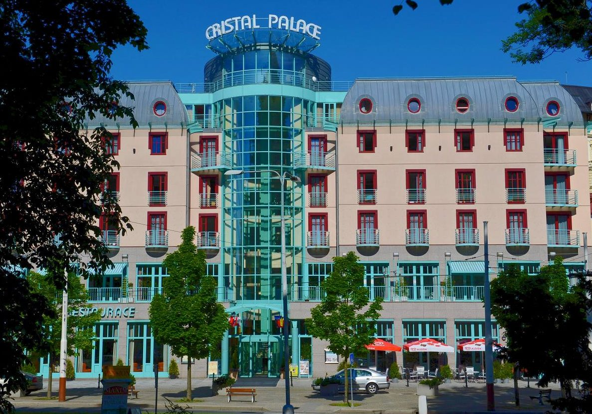 Санаторий Crystal Palace
