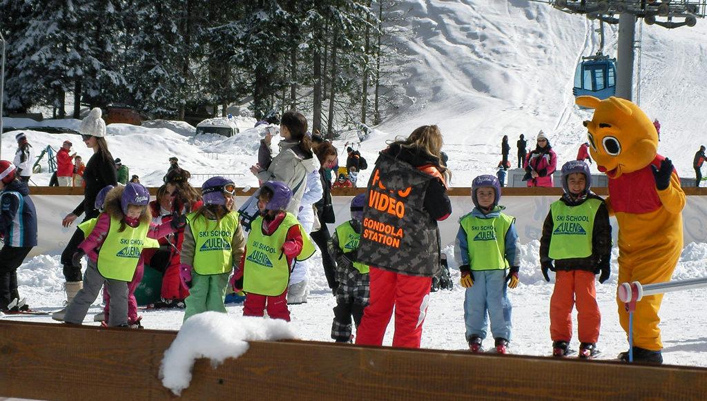 Горнолыжный курорт Банско предлагает множество развлечений для семейного и детского отдыха.