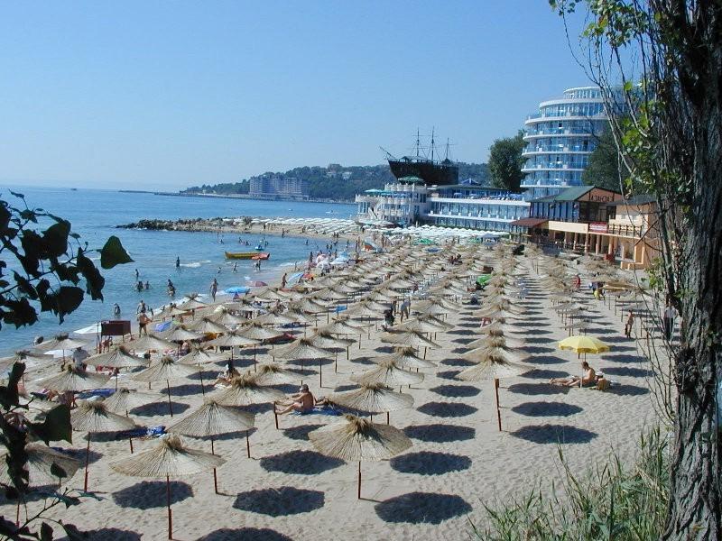 Пляж Святого Константина и Елены