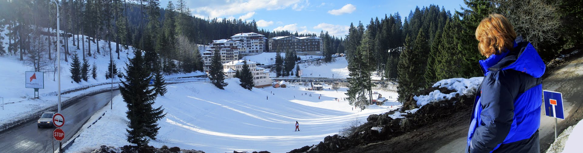 Пампорово чвляется самым солнечным горнолыжным курортом Болгарии.