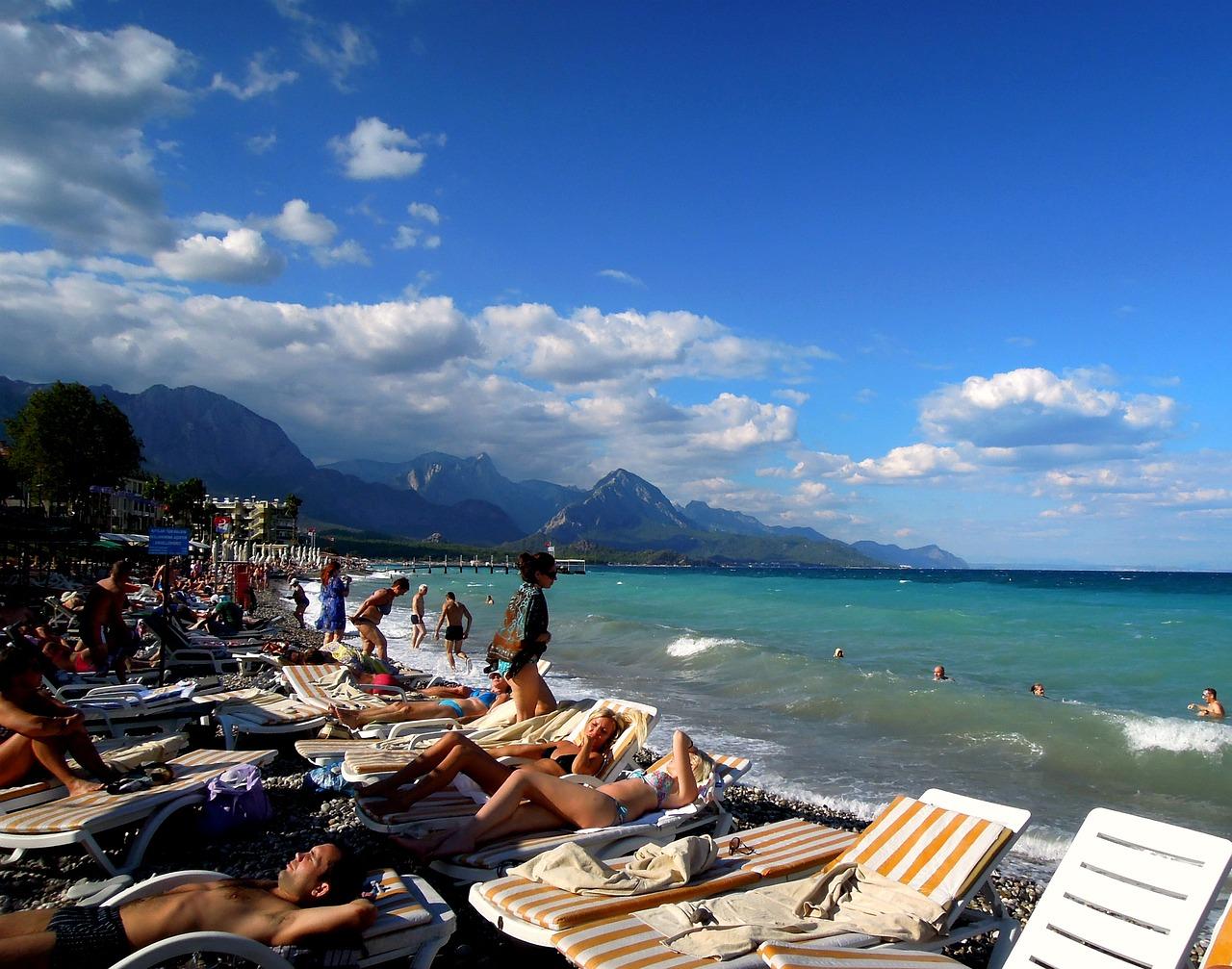 Пляж Кемера