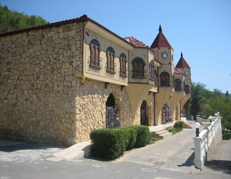 Крепость Эмона