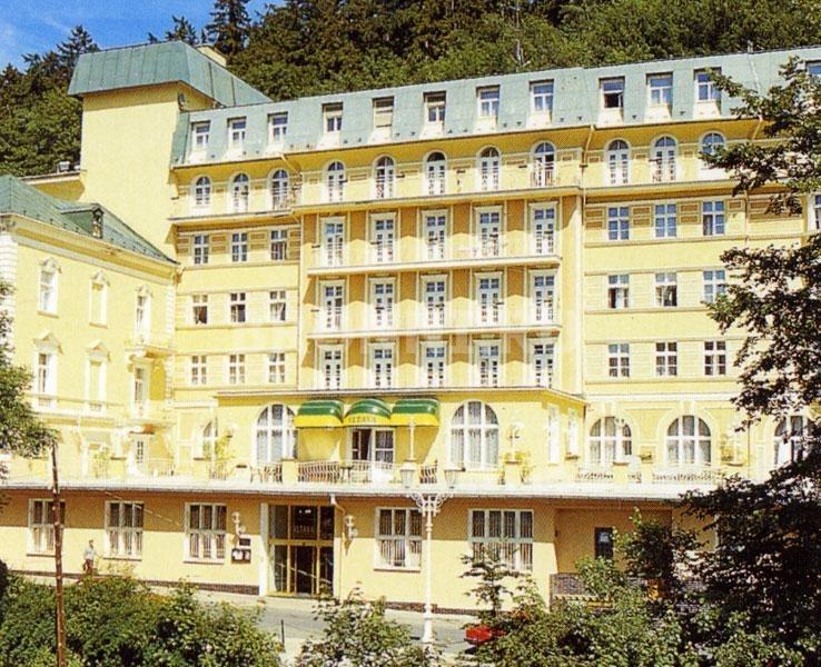 Отель Влтава
