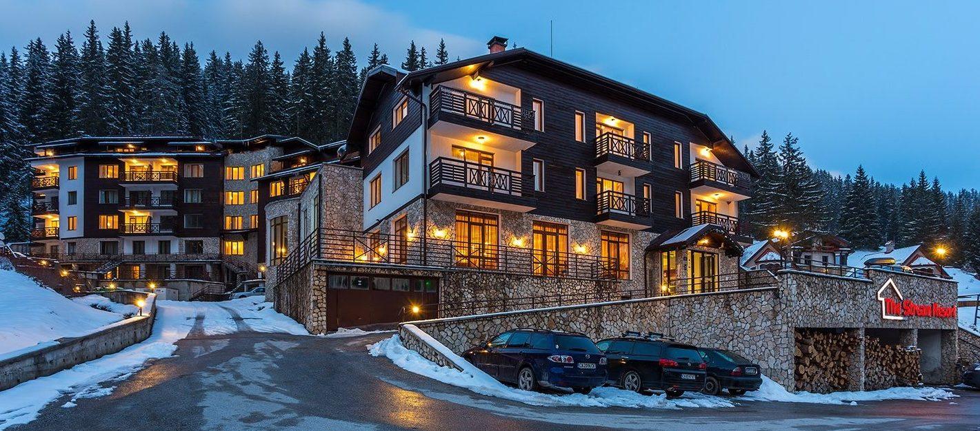 Отели Пампорово предлагают широкие возможности для семейного отдыха.