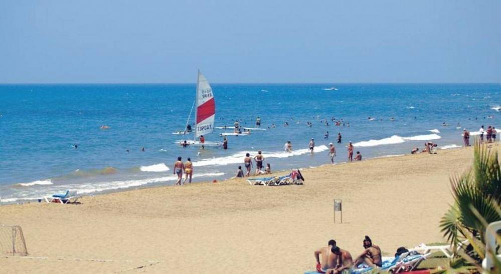 Пляж Чонаклы