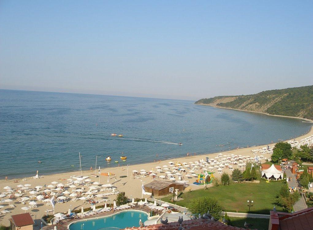 Пляж Елените