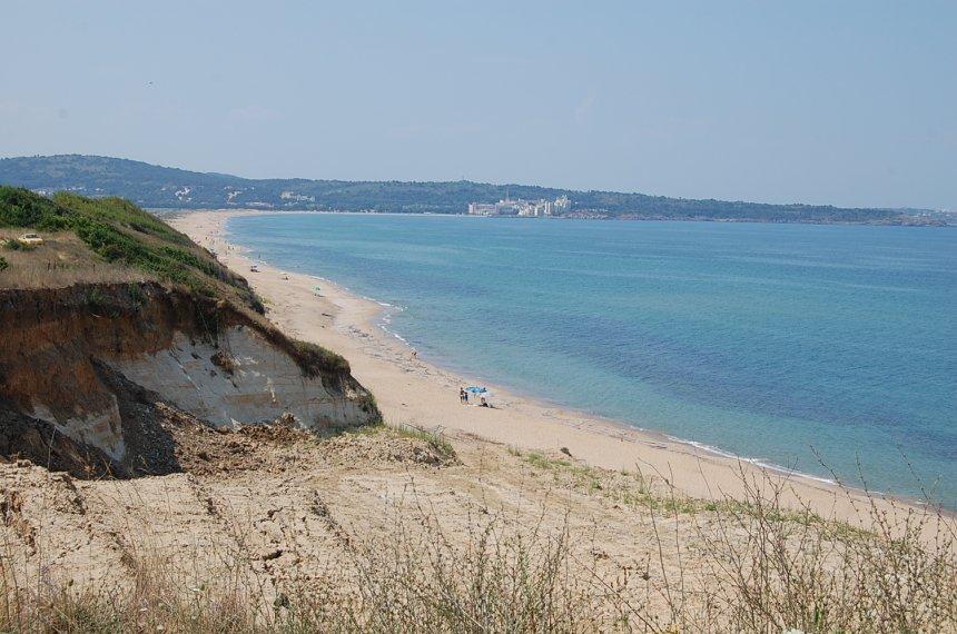 Пляж Шофьорски