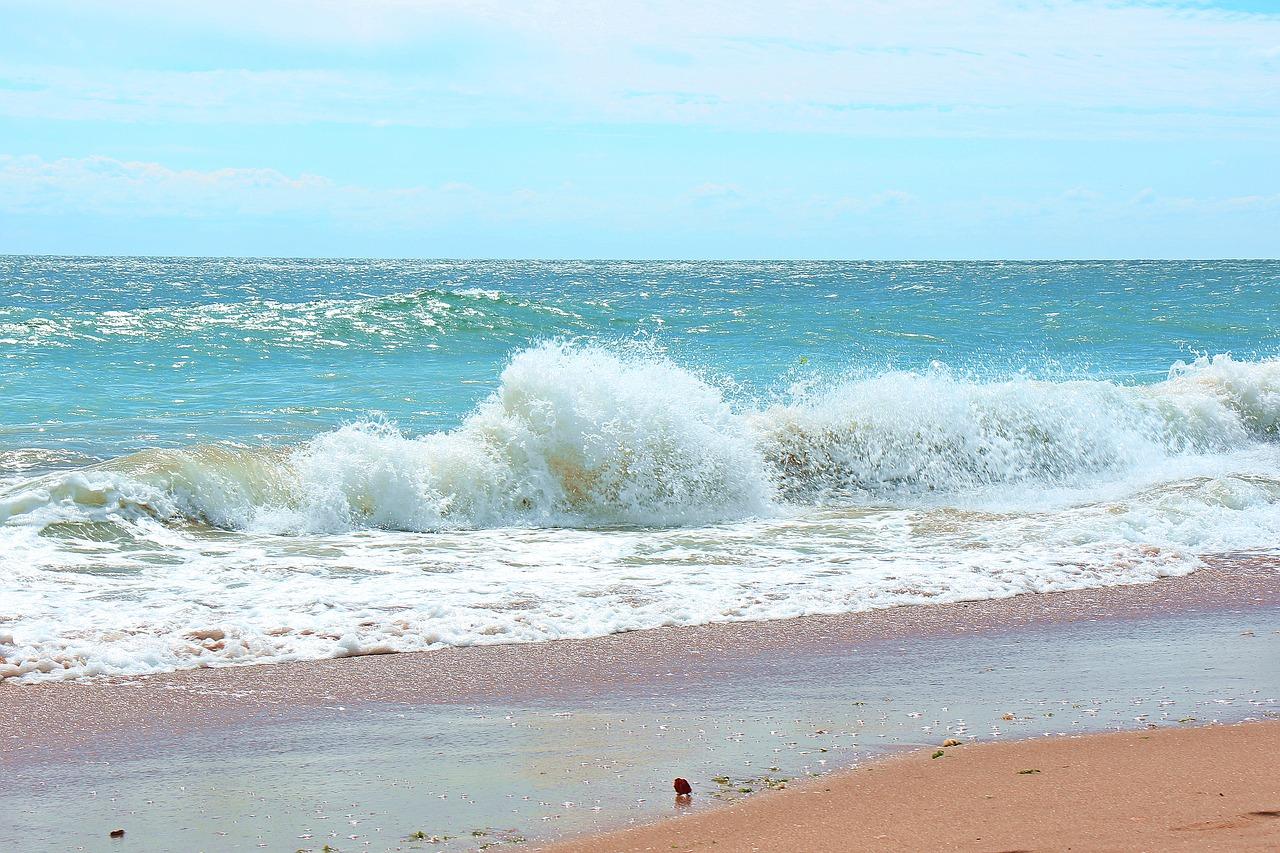 Пляж Болгарская Ривьера