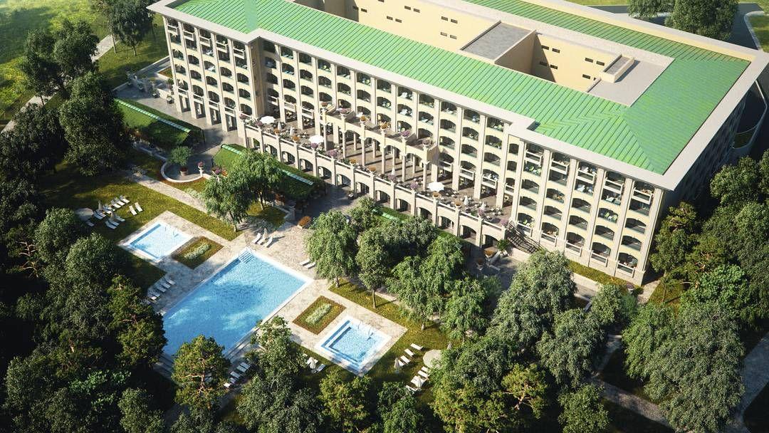 Astor Garden Hotel 5
