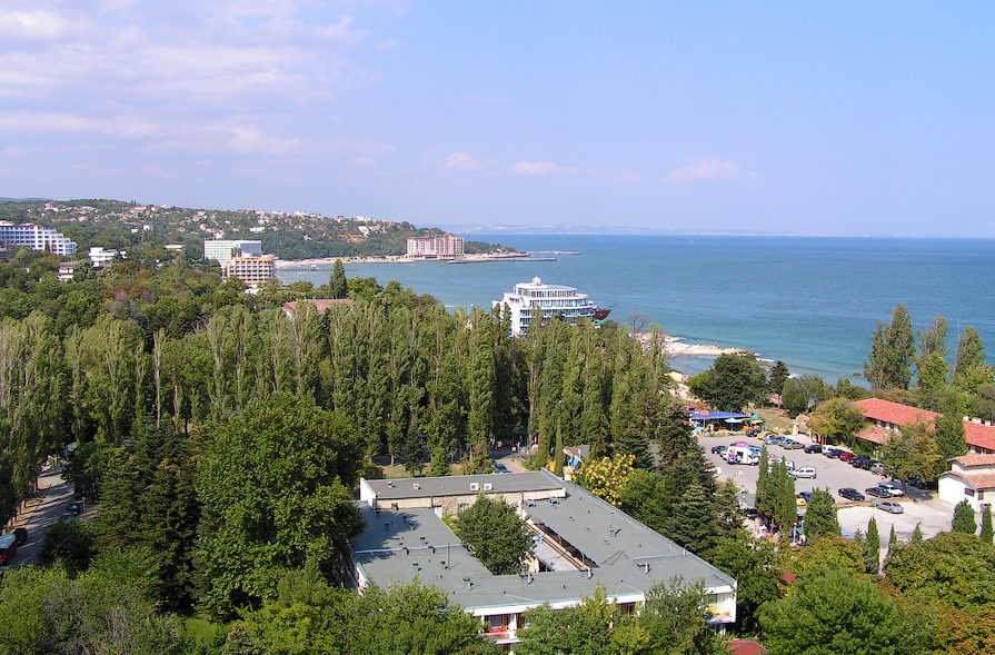 Курорт Святой Константин